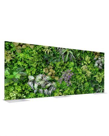 Fond de Scène Végétal 8m00 x 3m00
