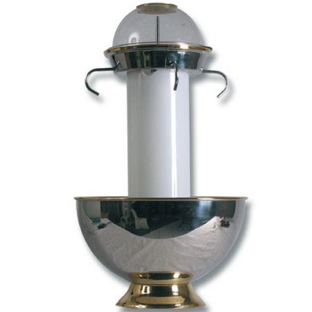 Fontaine à cocktail lumineuse
