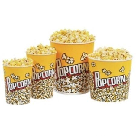 Gobelets de Pop Corn 72cl x 50