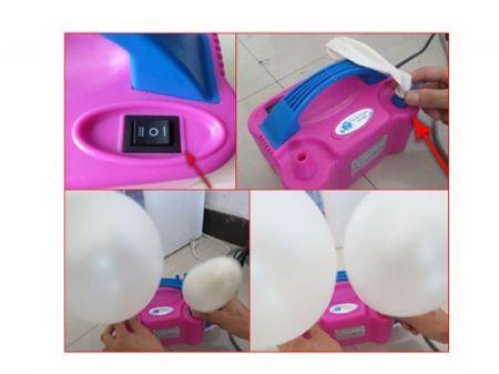 Gonfleur electrique ballon