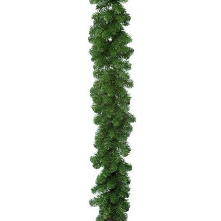 Guirlande de sapin artificiel