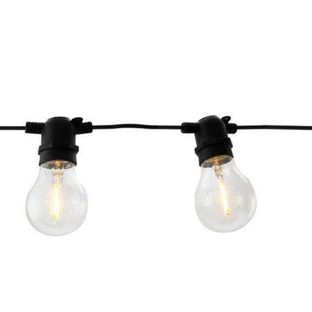 Guirlande lumineuse Guinguette - LED Blanc chaud