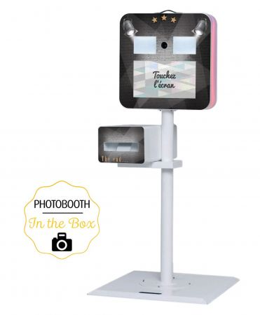 Habillage Cinema pour Photobooth - In The Box