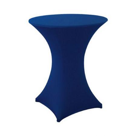 Housse mange debout 60-70cm bleue