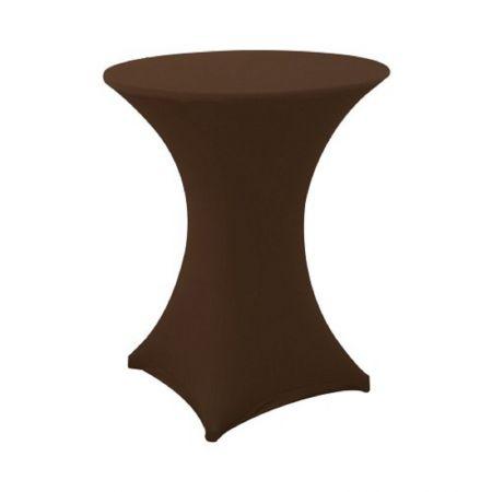 Housse mange debout 60-70cm chocolat