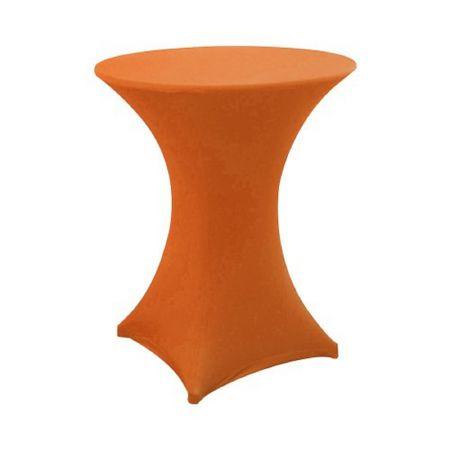 Housse mange debout 60-70cm orange