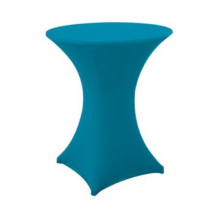 Housse mange debout 60-70cm turquoise