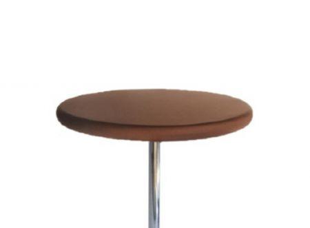 Housse Top chocolat pour Mange Debout diam 68-90cm