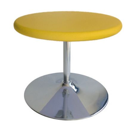 Housse Top jaune pour Mange Debout diam 68-90cm
