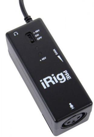 Interface micro pour IOS