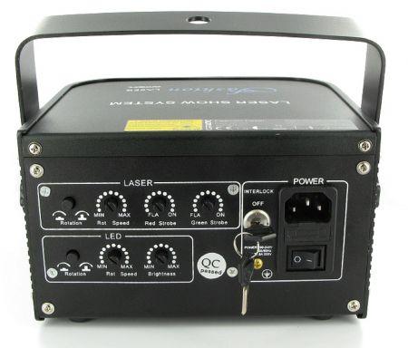 Jb Systems - Lounge laser (ciel etoilés)