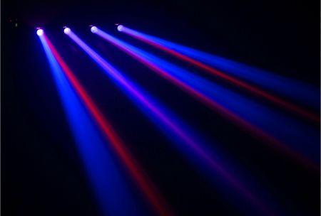 Jeux de lumière - Jb Systems-Quadrabeam LED