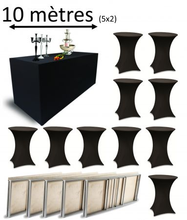 Kit 100 à 200 PAX
