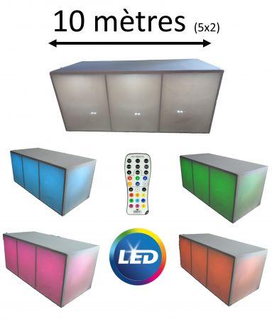 Kit 10m Buffets Lumineux