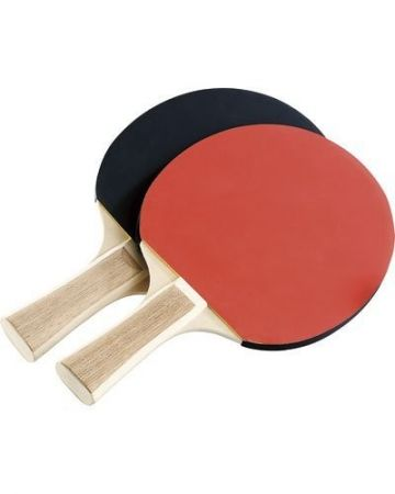 Kit 2 raquettes & balles Ping Pong