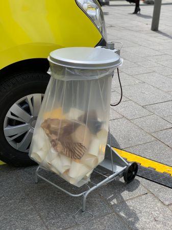 Kit 25 sacs poubelle 110 litres