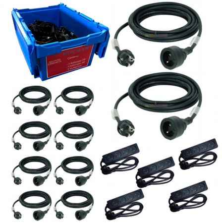 KIT CABLAGE PC 16 S