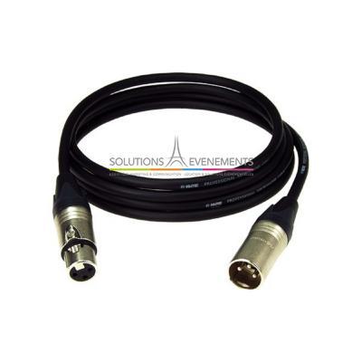 Kit de câblage XLR/AUDIO 1