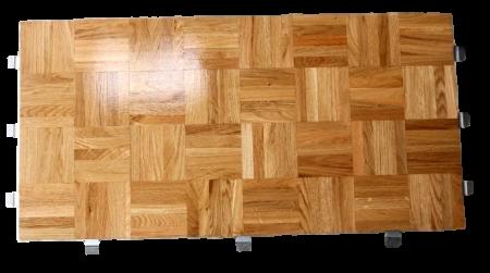 Kit parquet piste de danse - 47m2-112 pax
