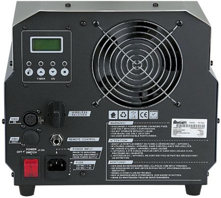 Machine à brouillard - Antari - HZ350