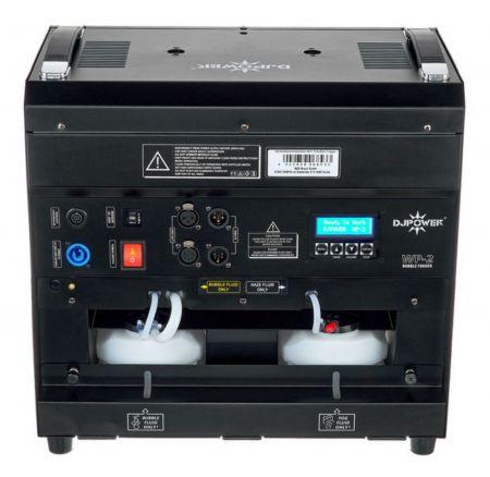 Machine à bulles de fumée - DjPower WP-2