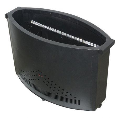 Machine à flamme artificielle - LED