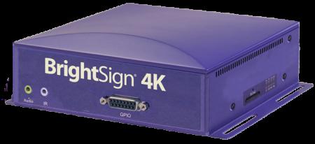 Media player pro Brightsign 4K242