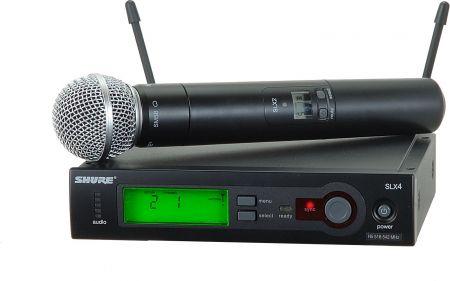 Micro SM58/SLX sans fil Shure