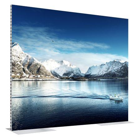 Mur décor Fjord