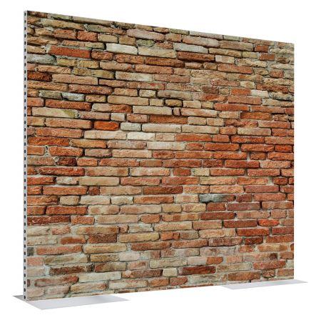 Mur décor mur de briques