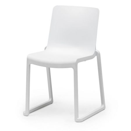 Pack 30 chaises Kasar blanches