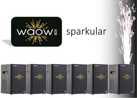 Pack de 6 Sparkular - Waow Box