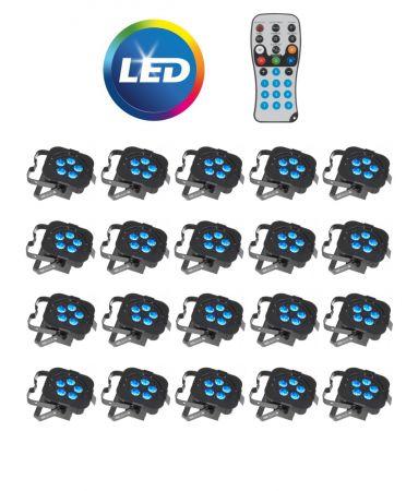 Pack éclairage déco LED