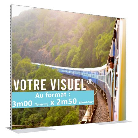 Photocall Premium 3m00 x 2m50