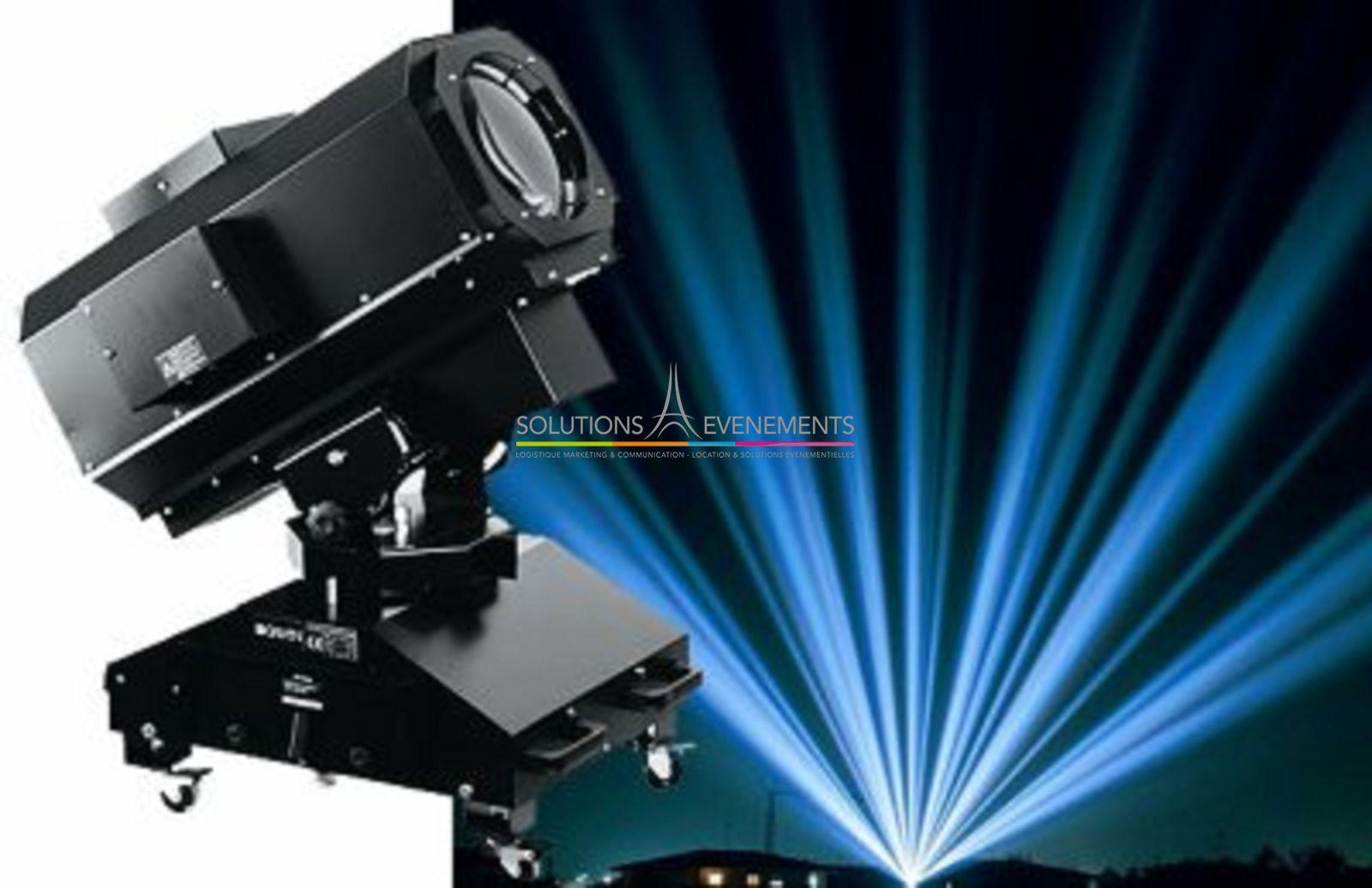 Location projecteur multifaisceaux paris for Location eclairage exterieur