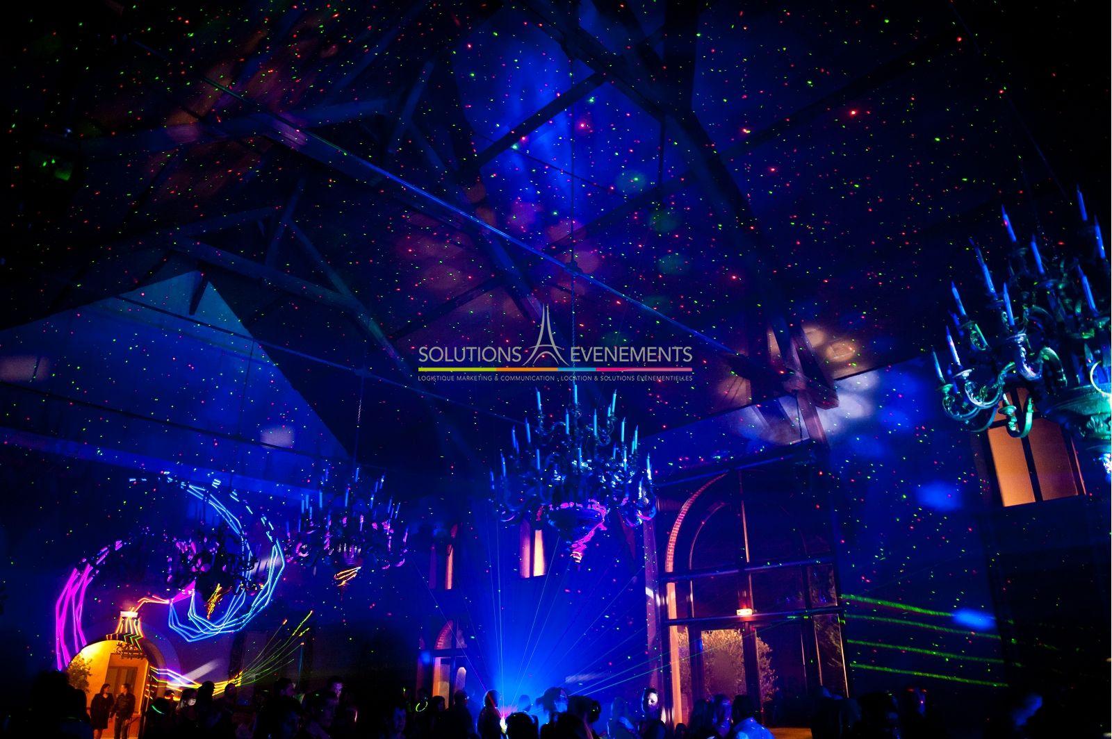 Location projecteur laser effet ciel etoil for Laser decoratif exterieur