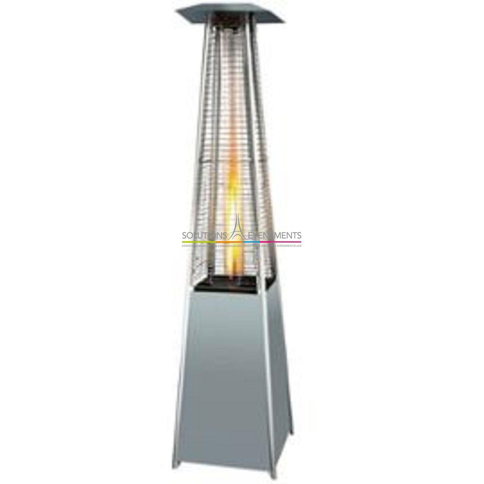location parasol chauffant gaz flamme design paris. Black Bedroom Furniture Sets. Home Design Ideas