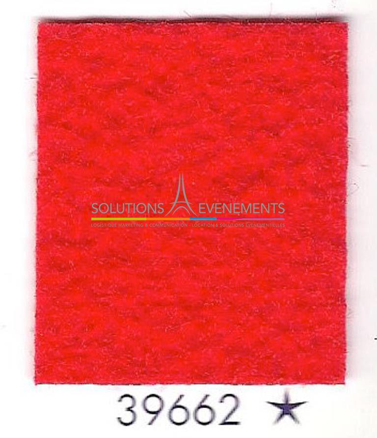 Vente moquette rouge events exposition for Moquette rouge salon