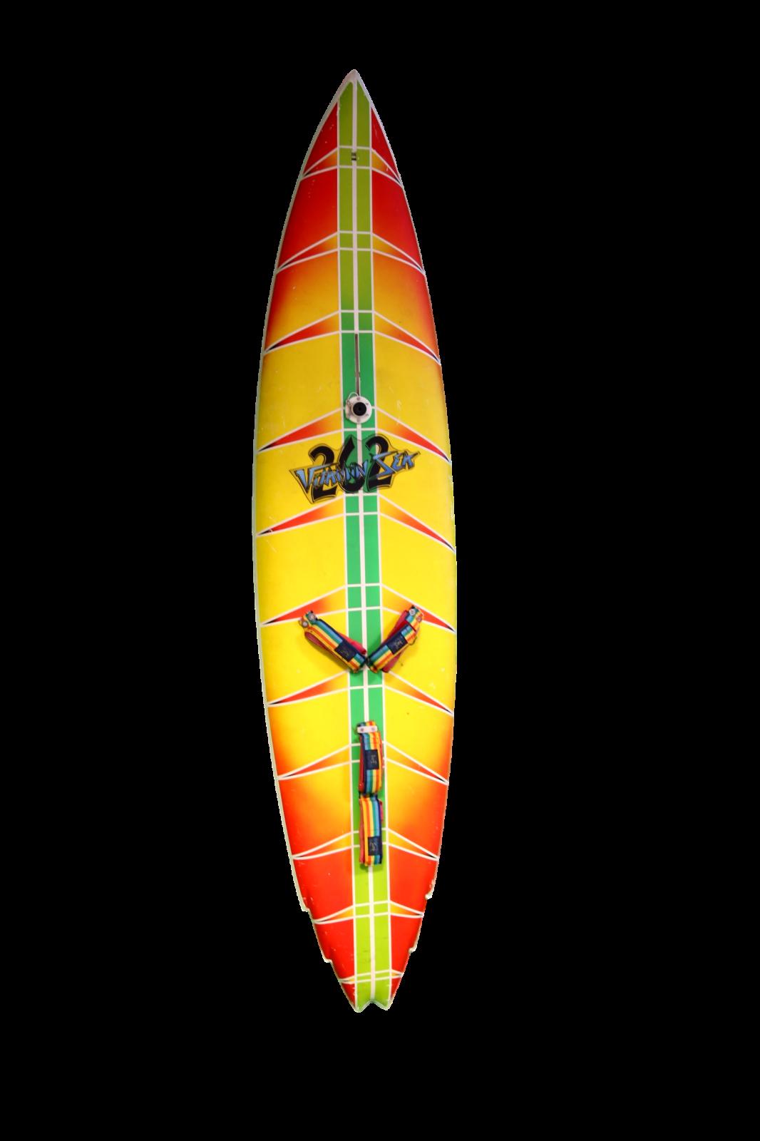 Planche de surf d corative fashion designs - Planche de surf deco ...