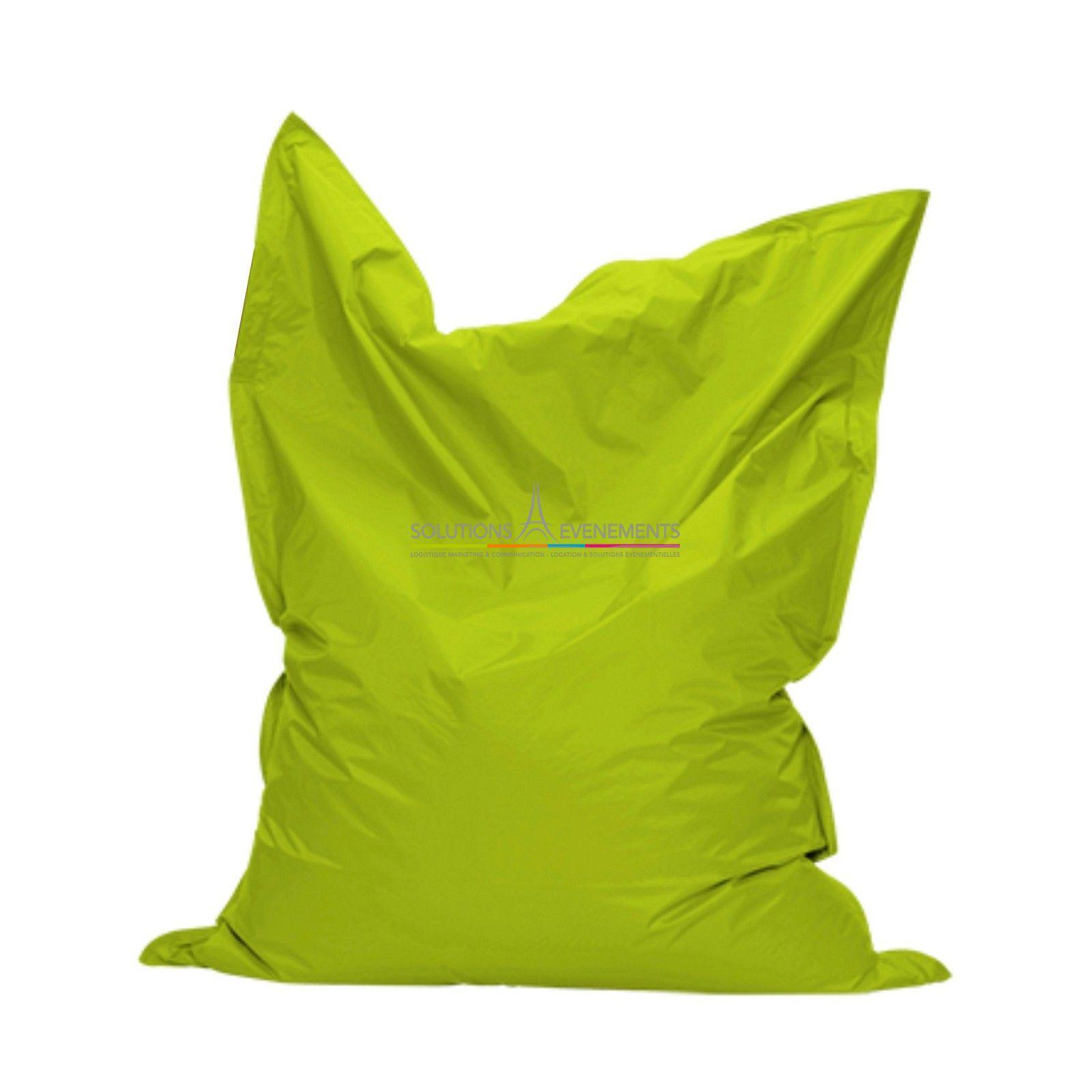location pouf geant sac de billes fatboy. Black Bedroom Furniture Sets. Home Design Ideas