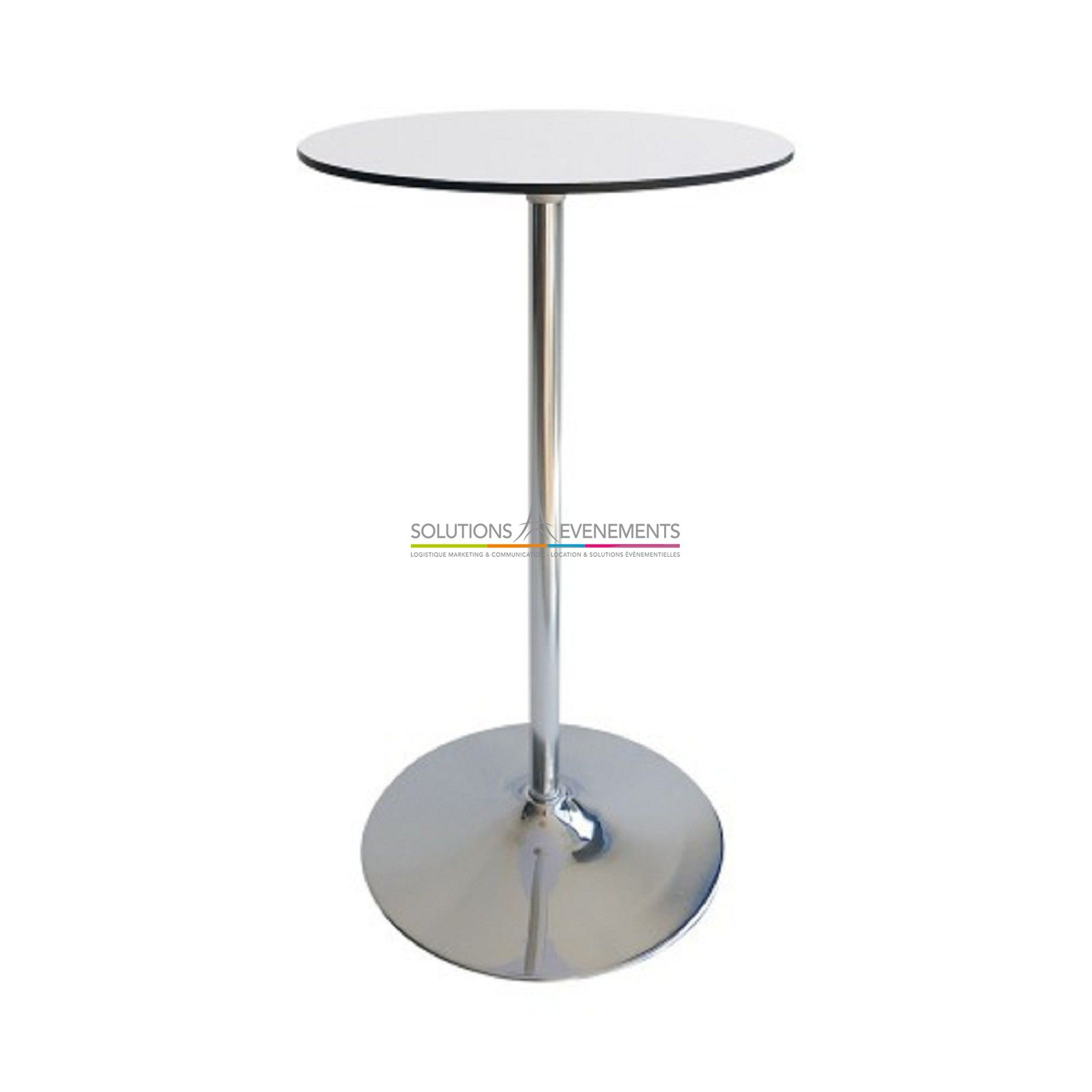 location table haute mange debout blanc solutions evenements. Black Bedroom Furniture Sets. Home Design Ideas