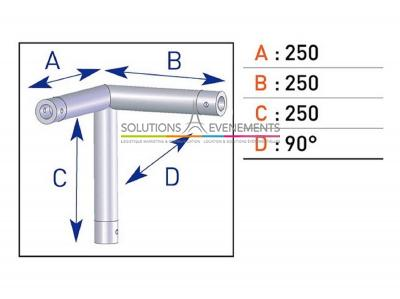 ASD - EX 50 - Angle 3D