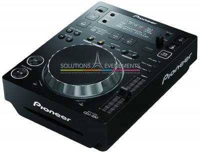 Pioneer- CDJ350