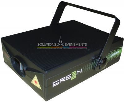 Laser vert - Ghost - Green 30