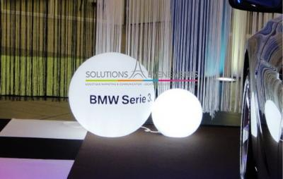 Mobiliers Lumineux - LED