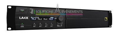 L'acoustics - LA4X
