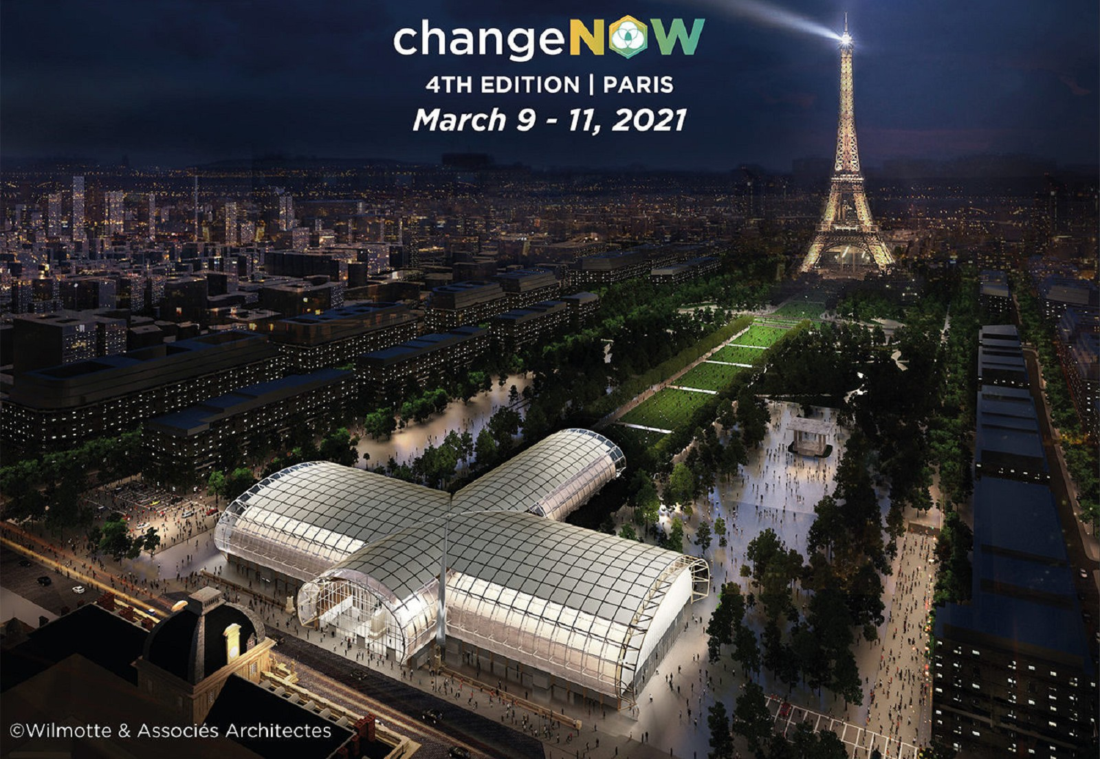 ChangeNow 2020 - Exposition universelle au Grand Palais