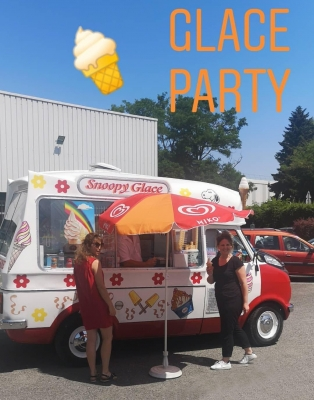Glace Party Chez Solutions !