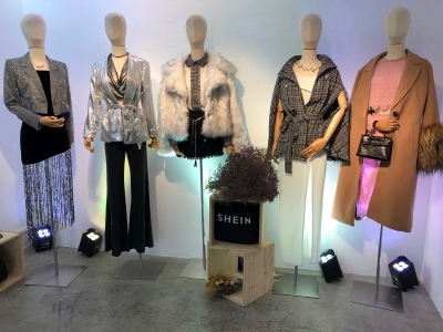 Shein Popup Store