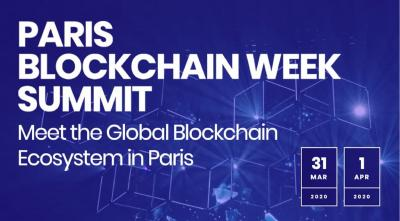 PARIS BLOCKCHAIN WEEK STATIONF